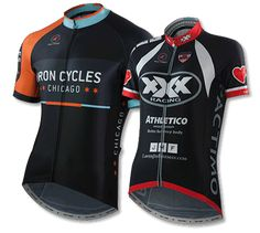 All-New Ascent Air Cycling Jerseys