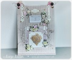 Dunja Dückerstieg | Cards and More | With love for detail ❤: ♥ ° ° ° ♥ Stempelglede Design Call 2014 °
