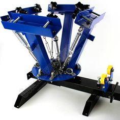screen printing machine - Google Search