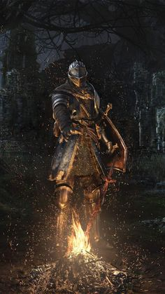 Video Game / Dark Souls Mobile Wallpaper – My Company Dark Souls 2, Demon's Souls, Dark Souls Armor, Soul Saga, Gaming Wallpapers, Iphone Wallpapers, Dark Fantasy Art, Fantasy Artwork, Medieval Fantasy