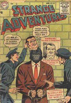 Murphy Anderson's Strange Adventures