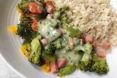 ❤️ Broccoli rijst schotel