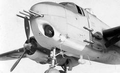 B-25H, total 8x .50cals in nose and side pods, plus 1x 75mm cannon