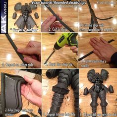 Foam armor tutorial