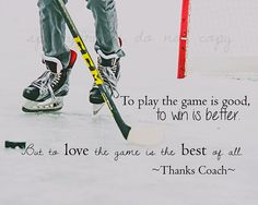 It's better to have a great team than a team of greats Hockey Coach Print Hockey Coach, Hockey Goalie, Hockey Teams, Ice Hockey, Hockey Room, Hockey Party, Coach Gifts, Team Gifts, Personal Trainer Quotes