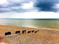Beach at Bexhill on Sea