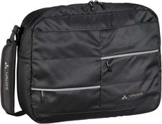 Vaude Conjola Black (innen: Grau) - Notebooktasche   Tablet
