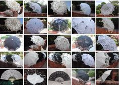 Victorian Parasols | How to Make a Victorian Lace Parasol Bridal Bouquet – Yahoo