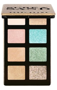 Bobbi Brown 'Surf and Sand - Surf' eyeshadow palette http://rstyle.me/n/j9pawpdpe