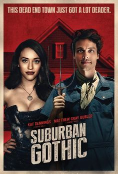 Suburban Gothic (2015) Trailer - Review, rating and Trailer