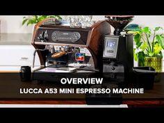 LUCCA A53 Mini Espresso Machine by La Spaziale – Clive Coffee Home Espresso Machine, Love Home, Great Shots, Lucca, Drip Coffee Maker, Coffee Machines, Mini, Coffee Making Machine