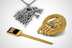 HBO #GameofThrones Custom USB Flash Drive #GoT