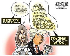 Cartoon by John Cole -