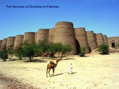 Fort Derawar Pakistan.