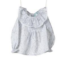 Ines Shirt | Grey Cornucopias www.piupiuchick.com #shirt  #coolkids #onlineshop #sibblings #kidsclothe #kidsfashion #piupiuchick