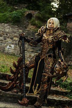 Diablo 3 - Crusader by Katharina K.