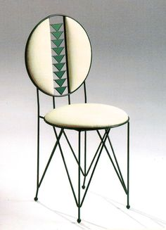 Frank Lloyd Wright, Midway 2 Chair, 1914