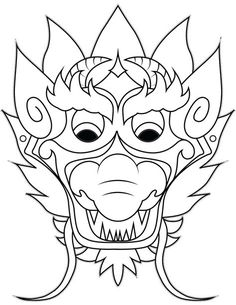 Dragon Mask Coloring Page Dragon Mask Coloring Page. Dragon Mask Coloring Page. Dragon Face Coloring Page in dragon coloring page Dragon Mask Coloring Page Dragon Mask Simple and Easy Dragon Crafts Made From Paper Chinese New Year Crafts For Kids, Chinese New Year Dragon, Chinese New Year Activities, Chinese Crafts, Chinese Dragon Drawing Easy, Chinese New Years, New Year Coloring Pages, Coloring Pages For Kids, Coloring Books