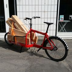 My Sunday load from the office to the home. #cargobike #bu… | Flickr - Photo Sharing!