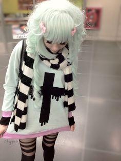 ♥ ロリータ, Sweet Lolita, Fairy Kei, Lolita, Loli, Pastel, Pastel Goth, Creepy Kei, Decora, Victorian,  ♥