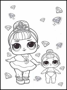 Surprise printable drawing for children online colouring book 10 Elsa Coloring Pages, Wedding Coloring Pages, Kids Printable Coloring Pages, Free Kids Coloring Pages, Unicorn Coloring Pages, Online Coloring Pages, Coloring For Kids, Coloring Books, Colouring