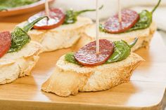 Are you preparing to throw a great party and you want to impress your guest with the best and the  most luxurious appetizers? We are ready to save your day with a crazy collection of delicious appetizers. Your eyes and your taste buds will be heavenly...