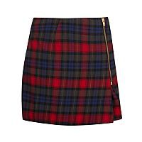 Tartan skirt to go with my woolly tights & boots.
