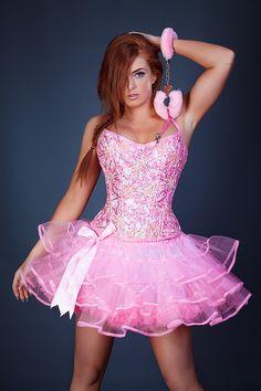 keriboy:  cute in pink