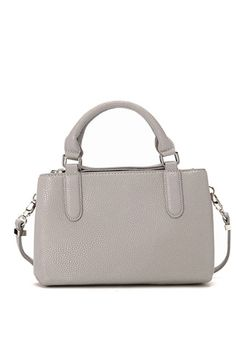 Double Pocket Mini Satchel Forever21 1000084082 Forever 21 Bags