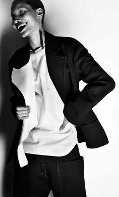 Frederikke Sofie, Nathalie Westling, Lineisy Montero by Mario Testino for Vogue Italia February 2016