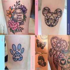 Some of the great pieces that Sammie (@sammielou_tattoos) has done over the last couple of weeks. She has space next week with lots of cool original designs available with more being added all the time you can see all of these in the the studio on Fish St WR1 2HN. You can contact us on 07596 237438 or worcestertattoostudio@hotmail.co.uk Facebook: http://ift.tt/2xOvSO3 #worcestertattoos #worcestertattoostudios #worcester #kiderminster #malvern #droitwhich #westmidlandstattoo #worcesteruni…