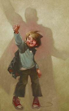 Craig Davison   Reach For The Sky - Artmarket Contemporary Art Gallery