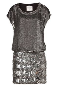 Silver takes top billing for #NYE (Collette Dinnigan)