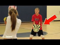 Amazing Volleyball Training - YouTube Volleyball Training, Volleyball Workouts, Volleyball Drills, Coaching Volleyball, Passing Drills, Badminton, Middle School, Tennis, Soccer