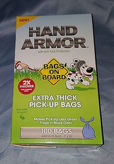BAGS-ON-BOARD-EXTRA-THICK-HAND-ARMOR-POOP-PICK-UP-BAG-100-CT-1-BOX