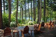 Suttle Lake Lodge, Oregon by tnkbuzan, via Flickr