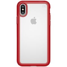 Speck Presidio Show iPhone X Case ($40) ❤ liked on Polyvore featuring accessories, tech accessories and phone