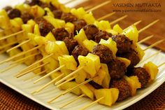 Looks sooo yummy - Misket kofte & patates