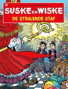 Suske en Wiske - De stralende staf (306)