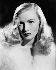 We Had Faces Then - Veronica Lake, 1941