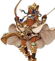 新ジョブ「呪弓士」が追加されています!解放条件は、ジョブストーン2000個、踊り子Lv10、ビーストハンターLV10です! http://eng.mg/cf2c4  #KofG