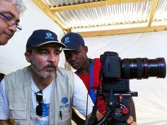 Talleres con Fernando Guillén Cuervo en Haití