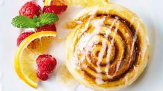 Vegan Cinnamon Rolls, Cupcake Cakes, Cupcakes, Waffles, Food And Drink, Snacks, Breakfast, Ethnic Recipes, Pitaya