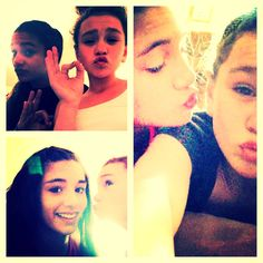 Through all my crap all my drama friends stabbing me in the back friends leaving me all the crap that's been said this is the ONLY person that stuck with me stood by me and stood up for me and thats why I call her my BEST friend love her!!!!!!!