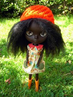 And she is done! PP! by iclesteph, via Flickr
