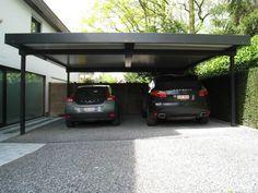 Résultats de recherche d'images pour « carport 2 voitures »