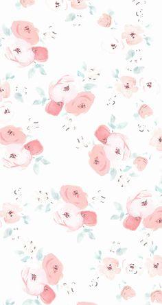 Lauren Conrad flowers iPhone wallpaper