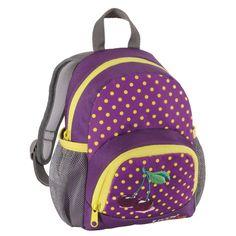 Step by Step Junior Little Dressy Kindergartenrucksack Purple Cherry