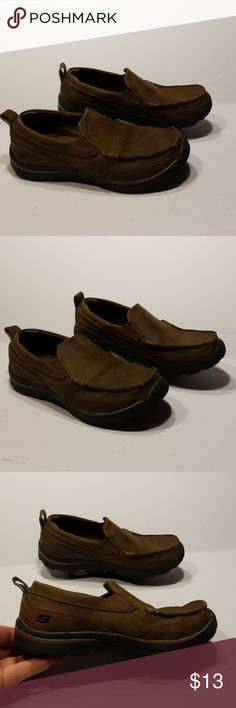 d4592addfe9e Skechers slip on men s shoes size 6 Great used condition shoes. Very nice  shoes Skechers Shoes Loafers   Slip-Ons