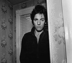 I use to have a terrible crush on Bruce Springsteen...